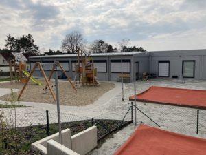 Kindergarten Containerbau